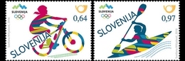SLOVENIA 2016 Sport – Games Of The XXXI Olympiad, Rio De Janeiro - Verano 2016: Rio De Janeiro