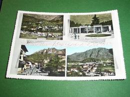 Cartolina Boario Terme - Vedute Diverse 1960 - Brescia
