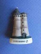 Fève - 366 - Côte Marine - Phare 2 - Phare Du Stiff à Ouessant - Arguydal - 2007 - Région