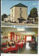 10x15 Hotel Restaurant   La Chaumiére   Pres La Gare à Pithiviers - Pithiviers