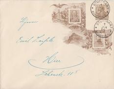 DR Privat-GS-Umschlag Minr.PU 24 Stuttgart 1.1.06 - Briefe U. Dokumente