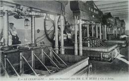 AVIZE (51)  - Salle Des Pressoires Chez MM.G.H MUMM &Cie A Avizé - France