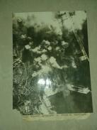 $3 USA ARMY AIR FORCE 1944 WW2 FOTO MARSEILLE SUBMARINE PENS RAID DECEMBER 2nd - Fotografia