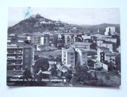 Cartolina Campobasso - Panorama 1967 - Campobasso