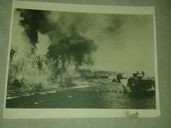 $3 USA ARMY AIR FORCE 1944 WW2 FOTO Sbarca LIBERATION PHILIPPINES LEYTE ISLAND - Photography