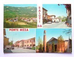 Cartolina Ponte Nizza - Vedute Diverse 1993 - Pavia