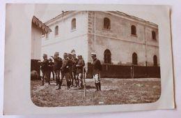 Foto Cartolina Militaria Addestramento Inizi 1900 - Foto