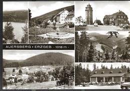 Auersberg Erzgeb 1977 Wildenthal Konsum Hotel Berghotel Bockautal - Other