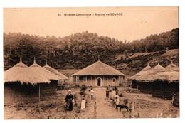 ETHIOPIE . MISSION CATHOLIQUE . Station De Sourré - Réf. N°3186 - - Ethiopie