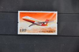 G 323 ++ CHINA 2016  AIRPLANE VLIEGTUIG MNH ** - 1949 - ... Repubblica Popolare