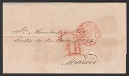 1849 Sobreescrito Baeza Bilbao - Vizcaya - Spagna