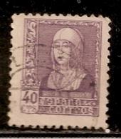 ESPAGNE   N°  661    OBLITERE - 1931-50 Usati