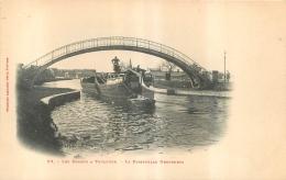 TOULOUSE LES CANAUX LA PASSERELLE  NEGRENEYS - Toulouse
