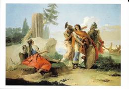 Oeuvre De Giambattista Tiepolo, Renaud Abandonne Armide, Musée De Chicago - Peintures & Tableaux