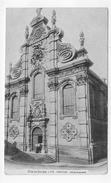 (RECTO / VERSO) CAMBRAI EN 1905 - LE GRAND SEMINAIRE - BEAU CACHET - CPA VOYAGEE - Cambrai
