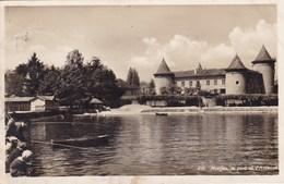 MORGES LE PORT ET L'ARSENAL(dil298) - Suisse
