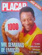 PLACAR (BRÉSIL) 1989 SPECIAL EDITION Nº1000 - Books, Magazines, Comics