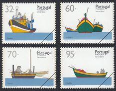 MADEIRA  PORTOGALLO PORTUGAL - 1990 - Serie Completa Yvert 146/149  VEDERE DESCRIZIONE COMPLETA - Colonias Portuguesas Y Dependencias - Sin Clasificación
