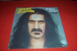 FRANK  ZAPPA  °  BOBBY BROWN - Collections Complètes