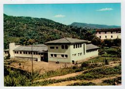 """ECUADOR  MISIONES  SALESIANAS   GUALAQUIZA   """" EL HOSPITAL MISEREOR""""           (VIAGGIATA) - Ecuador"""
