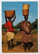 KENIA   NEGERFRAUEN   GARIAMA  WOMEN            (VIAGGIATA) - Kenia