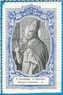 Saints   Andachtsbildchen   Santini   St. Stanilaus   Benzinger - Images Religieuses