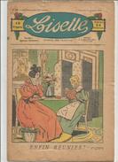 Journal Des Fillettes , LISETTE , N° 45 , 11 Novembre 1934 , Frais Fr : 1.95 Euros - Newspapers