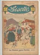 Journal Des Fillettes , LISETTE , N° 39 , 24 Septembre 1933 , Frais Fr : 1.95 Euros - Kranten