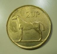 Ireland 20 Pence 1986 - Irlande