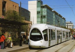 ART 152 - Tramway, Rame Alstom Citadis Gare De La Part Dieu - LYON - Rhône - 69 - TCL - Otros