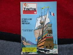 """Tintin  """"Le Journal Des Jeunes De 7 à 77 Ans""""  (N° 565 / 20 Aout 1959) - Autres"""