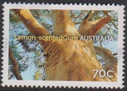 AUSTRALIA - USED 2015 70c Australian Trees - Lemon Scented Gum - Usati
