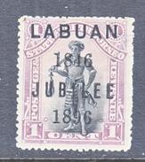 LABUAN  66  * - North Borneo (...-1963)
