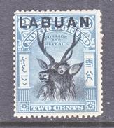 LABUAN  73  * - North Borneo (...-1963)