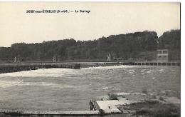 SOISY SOUS ETIOLLES - Le Barrage - Francia