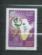 Algerie Algeria  2007 The 9th Anniversary Of The All-African Games, Algiers.sport.** MNH - Algeria (1962-...)