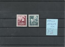 ESPAÑA  EDIFIL 1116/17   MNH  ** - 1931-Hoy: 2ª República - ... Juan Carlos I