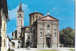 LOMBARDIA - CASTELLEONE - SANTUARIO DELLA MISERICORDIA - VIAGGIATA 1964 - AFFRANCATURA MISTA - Italia