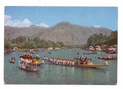 SPORT - RUDERN / Rowing - Regatta, Srinagar, Kashmir / India - Aviron