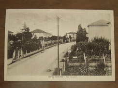 NOVI LIGURE (Alessandria)  -  Via Cassano  -  Cartolina Primi Anni 1930 - Italia