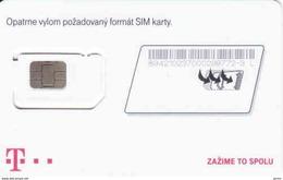 Slovakia-Slovaquie T Com, GSM SIM Mint - Slovaquie