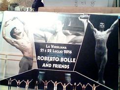 BALLERINO ROBERTO BOLLE LA VERSILIANA N2016  GC14187 - Danza