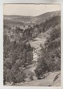 CPSM FOURNELS (Lzère) - Les Gorges Du Bès En Aval De Saint Juéry - France