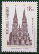 Argentinien. 1973.   Basilica De Lujan Mi: 1162** - Christianisme