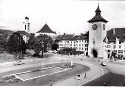 Photo Originale: Solothurn / Soleure /Amthausplaz / Photo /~17x12 / Cm Suisse / Schweiz  / - Lugares