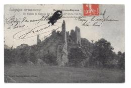 BEAUVOIR EN ROYANS - Les Ruines Du Château - Non Classés