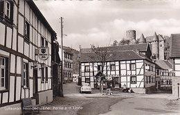 Heimbach Eifel - Partie A.d. Linde (café, Oldtimer) - Waimes - Weismes