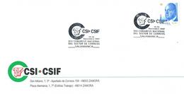 Spanien Sonderstempel 2007 - Salamanca - Nationaler Kongress Der Postwirtschaft - 1931-Hoy: 2ª República - ... Juan Carlos I