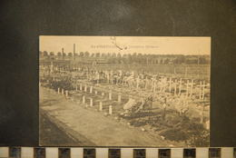 CP, 88, RAMBERVILLERS - Le Cimetière Militaire - Rambervillers