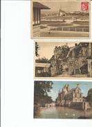Lot 64 Cartes - Cartes Postales